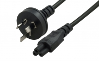 1.8m IEC C5 Power Cable (IEC-C5 Appliance Power Cord)