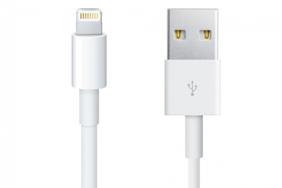 2m Lightning to USB Cable for Apple Devices (Photo )