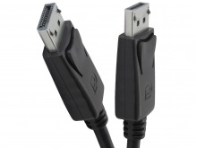 View Product: 2m Premium DisplayPort Cable (Male to Male)