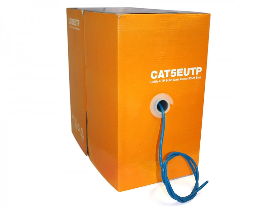 305m Cat5E Unterminated Installers Cable (Photo )