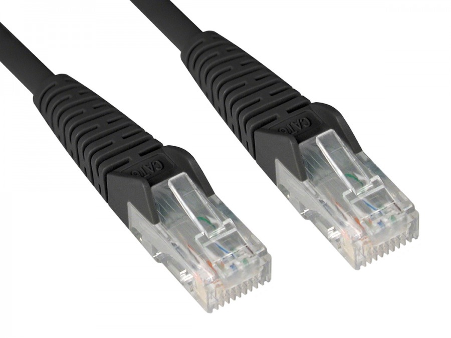 3M CAT6 Computer Network Cable (RJ45) (Photo )