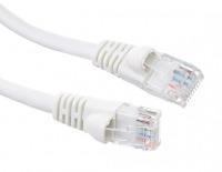 3m CAT6 RJ45 Ethernet Cable (White) (Thumbnail )