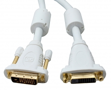 3M DVI-I Dual Link Extension Cable (Male to Female)