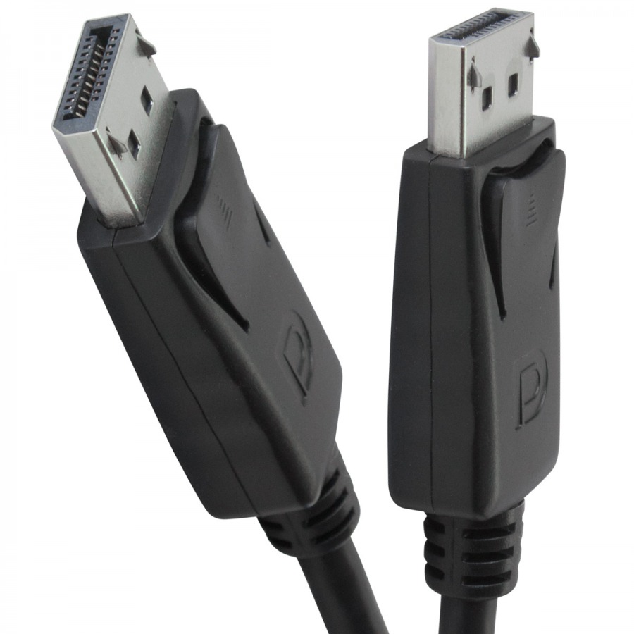 3m Premium DisplayPort Cable (Male to Male)