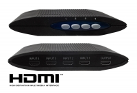 4-Port HDMI Switcher