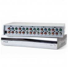 4-Way Component AV Selector Switch