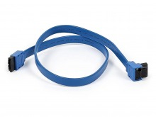 50cm Right-Angle SATA Cable (SATA 2 / SATA 3 Compatible)