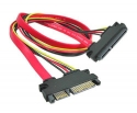 View Product: 50cm SATA Extension Combo Cable (SATA Data & Power)