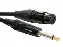 "7.5m Avencore Platinum XLR to 1/4"" Cable (Female to Male)"