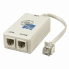 ADSL 2+ Line Filter and Splitter
