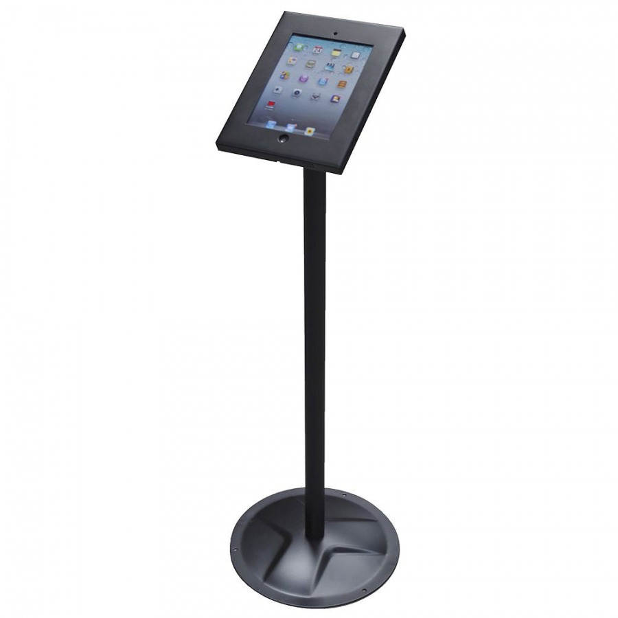 Apple iPad Anti-Theft Floor Stand and Enclosure (for iPad 2+ and iPad Air models) (Photo )