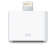 Lightning to Dock Adapter for Apple 8-Pin Lightning Devices