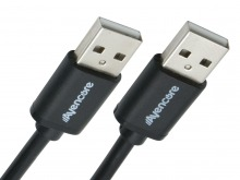 Avencore 1m Hi-Speed USB 2.0 Cable (Type-A, Male to Male) (Thumbnail )