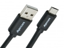 Avencore 2.5m Micro USB 2.0 Hi-Speed Cable (A to Micro-B 5-Pin)
