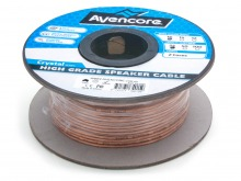 Avencore 25m Roll Super High-End 99.9% Oxygen Free 12 AWG 2-Core Speaker Cable