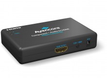 Avencore Component Video + Audio to HDMI Converter
