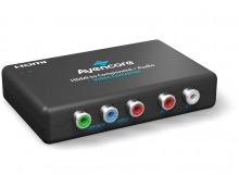 Avencore HDMI to Component Video + Audio Converter