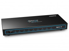 Avencore Powered 8-Way HDMI Splitter (HDMI v1.3b with 3D Support & CEC)