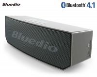 Bluedio BS-5 Dual-Driver Bluetooth Speaker with Li-Polymer Battery (Thumbnail )