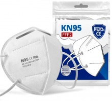 Disposable KN95 Face Masks (10 Pack)