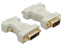 View Product: DVI-A Female to VGA Male Adaptor