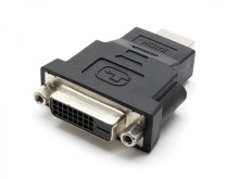 DVI-D Female to HDMI Male Adaptor (Thumbnail )