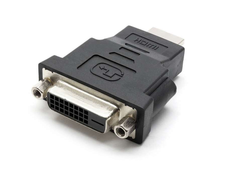 DVI-D Female to HDMI Male Adaptor (Photo )