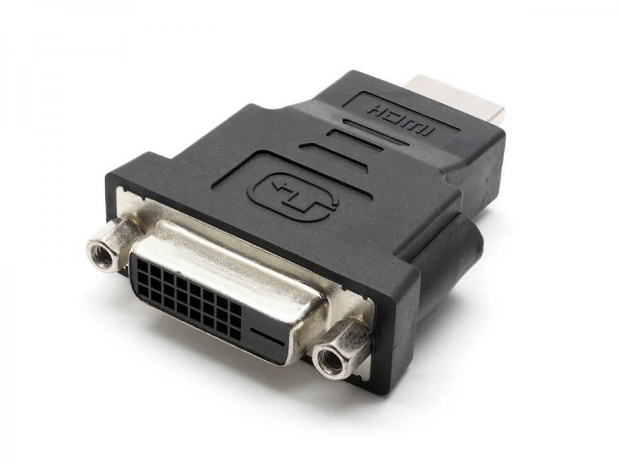 DVI-D Female to HDMI Male Adaptor
