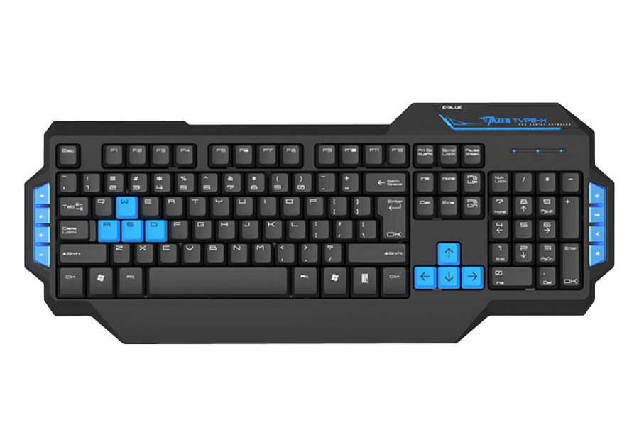 E-Blue Mazer Type-X Gaming Keyboard (Photo )
