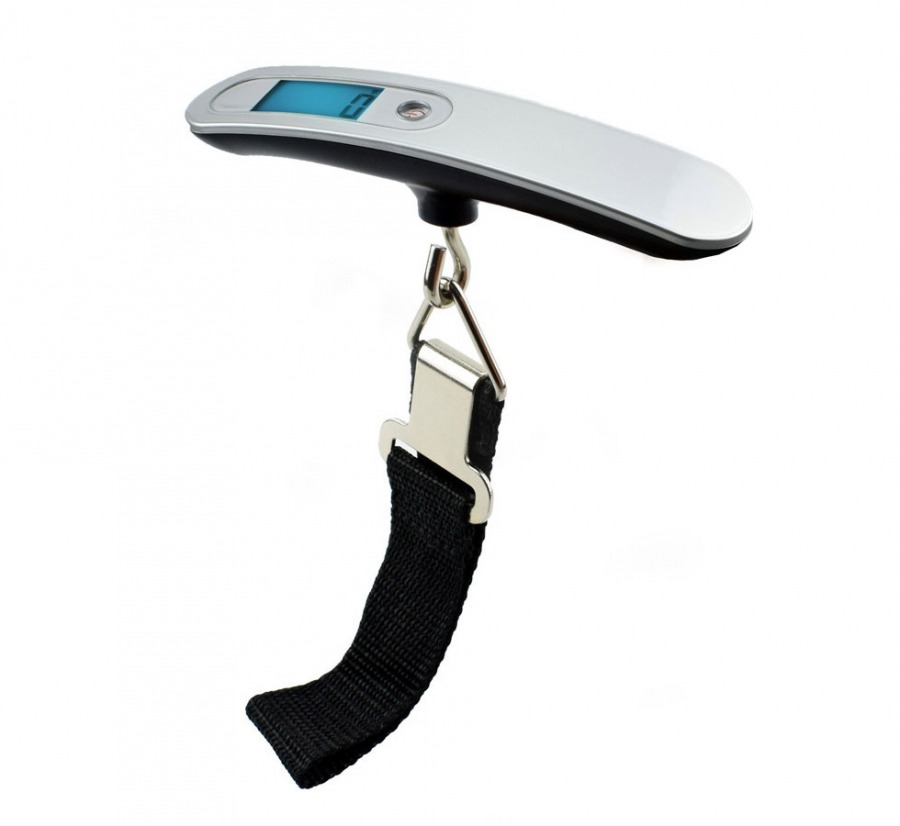Electronic Travel & Luggage Scale - 50kg
