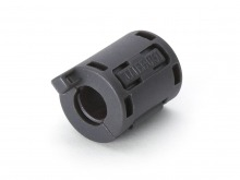 Ferrite Core RFI and EMI Noise Suppressor Cable Clip (7.3mm) (Thumbnail )