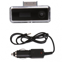 FM Wireless Transmitter for iPod, iPhone & iPad