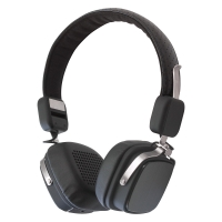 Folding Rechargeable Bluetooth Headphones + Optional 3.5mm Input