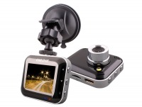 HD 720p Car Camera Event Recorder with Shock & Motion Sensor