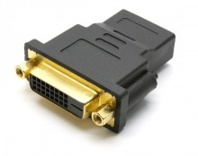 View Product: HDMI Female to DVI-D Female Adaptor