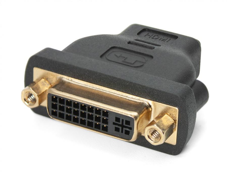 HDMI Female to DVI-D Female Adaptor