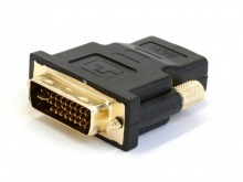DVI-D Female to HDMI Male Adaptor Click to view product details