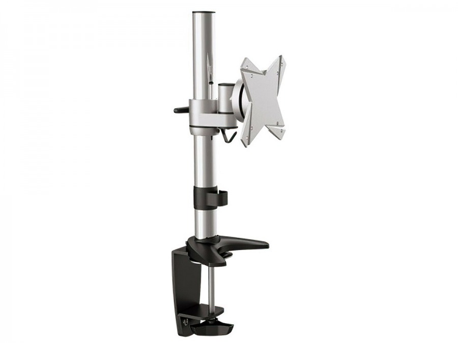 Heavy Duty Monitor Desk Pole-Mount (8kg) (Photo )