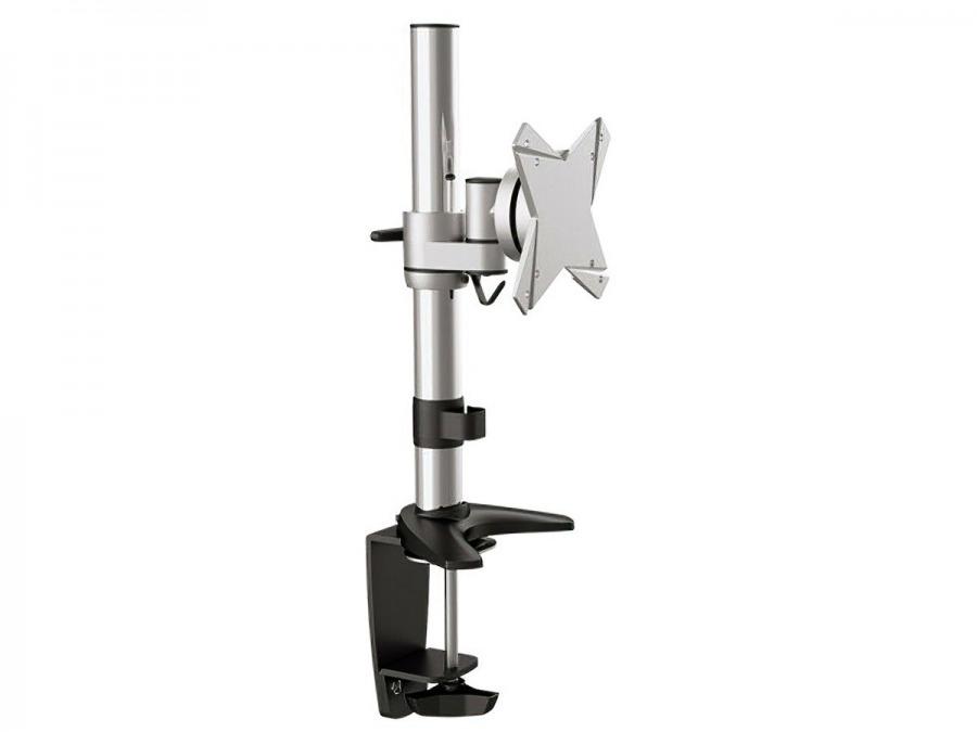 Heavy Duty Monitor Desk Pole-Mount (8kg)