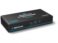 Avencore Platinum 2-Way Ultra HD 4K/60Hz HDMI Splitter (1x2 HDMI 2.0 Splitter)