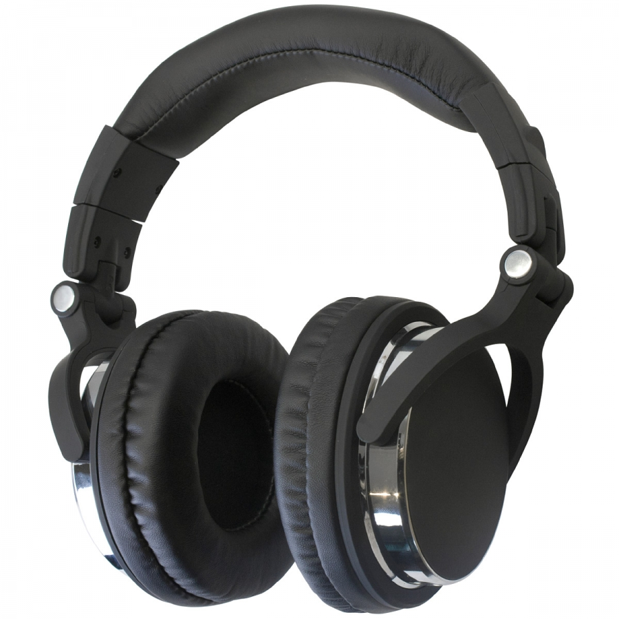 DJ Style Stereo Headphones with Audio Sharing Support
