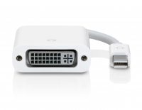 15cm Mini-DisplayPort to DVI Cable Adapter (Male to Female) - Thunderbolt Socket Compatible