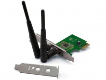 N300 Wireless Network Adapter (PCI-E Expansion Card)