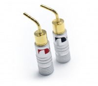 High-End Speaker Pin Terminals (Set of 2)