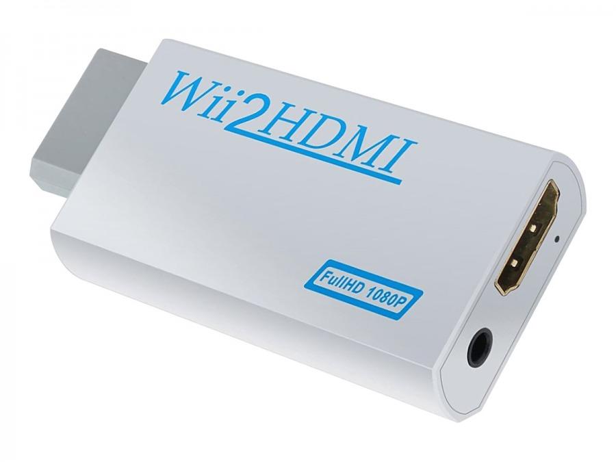 Nintendo Wii to HDMI Adaptor / Converter