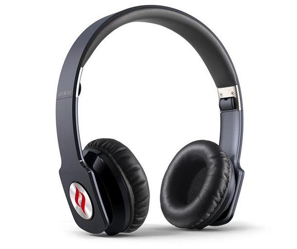 Noontec ZORO - Foldable Headphones (White)