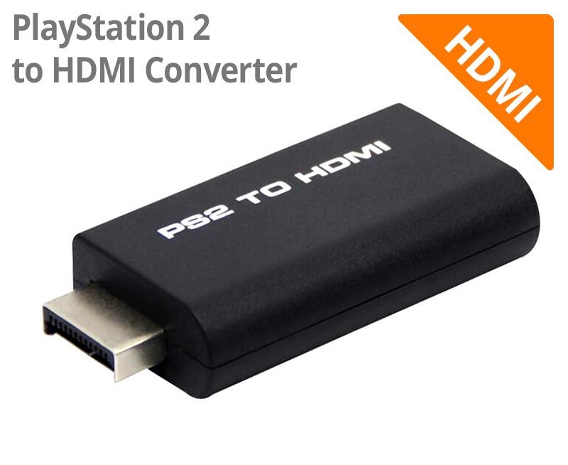 PlayStation 2 (PS2) to HDMI Adaptor / Converter