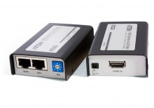 Premium HDMI Extender Over CAT5/6 (HDMI 1080p Signals up to 50 Metres)