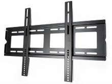 Premium Low-Profile TV Wall Mount Bracket - 75kg (Black)