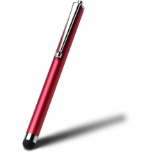 Premium Stylus for iPhone iPad & Android (Red)
